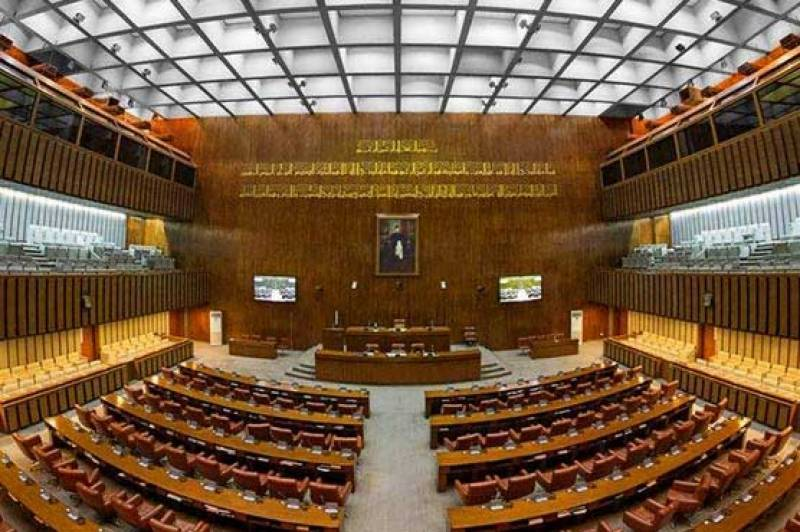 Five opposition parties in Senate decide to constitute separate group