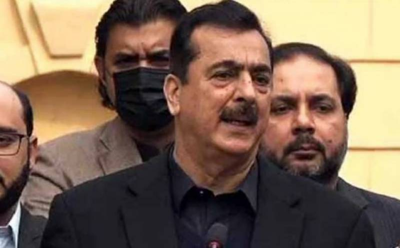 Gillani files intra-court appeal against IHC's decision on Senate chairman polls