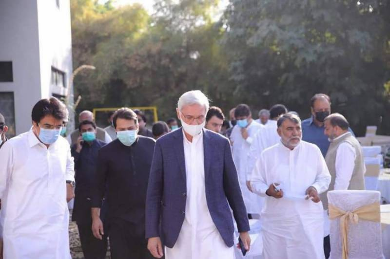 jahangir tareen, phone, PTI, FIA, sugar, money