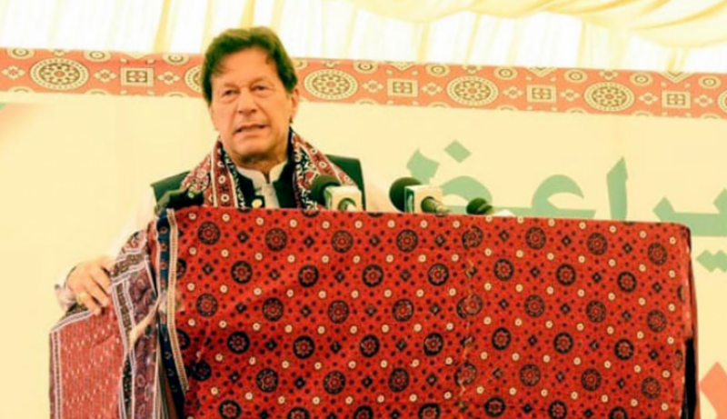 PM Imran announces Rs446 billion package for Sindh