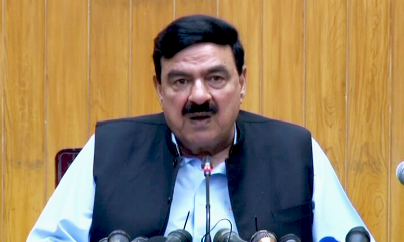 Issues settled with proscribed TLP after negotiations, says Sheikh Rashid Ahmad