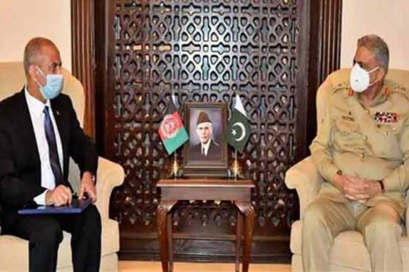 Peace in Afghanistan means peace in Pakistan: COAS Gen Bajwa