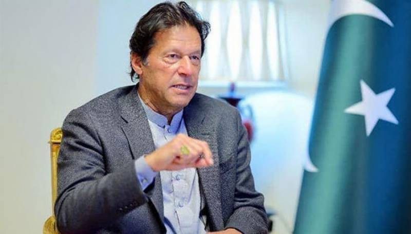 Army will support police in implementing COVID-19 SOPs: PM Imran