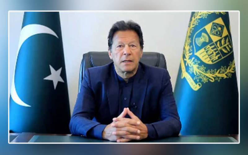PM Imran expresses solidarity with India over COVID-19 crisis