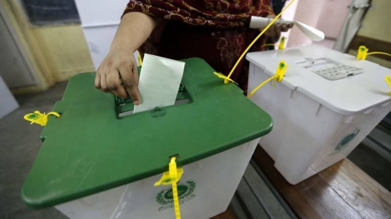 Polling underway for NA-249 Karachi by-election