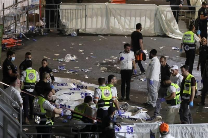 people, crushed, death, israel, pilgrimage, stampede, neo tv