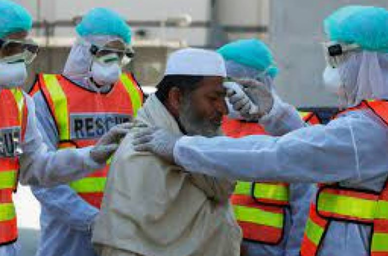 COVID-19: Pakistan reports 3,377 new cases, 161 deaths in last 24 hours
