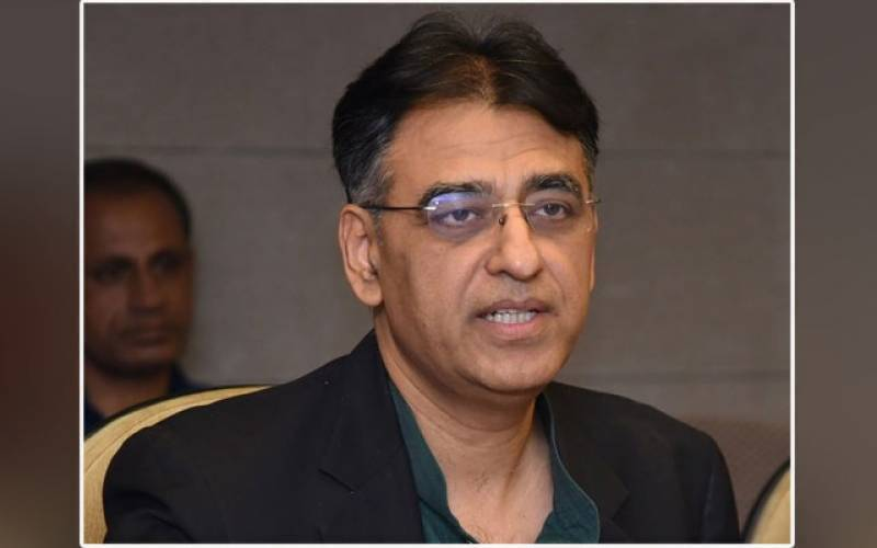 Over 164,000 people vaccinated against COVID-19 in single day, says Asad Umar