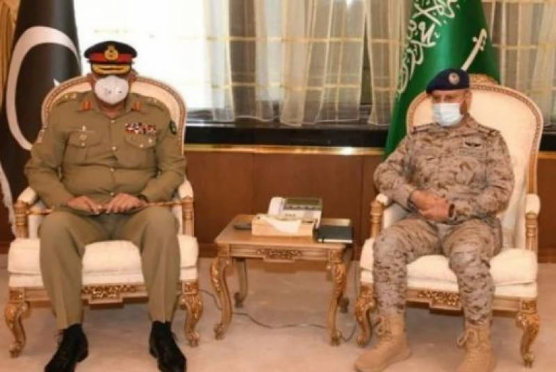 'Pakistan-KSA military cooperation to positively impact regional peace'