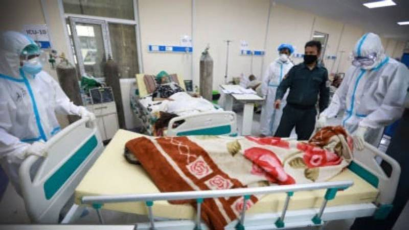 COVID-19: Pakistan reports 4,298 new cases, 140 deaths in last 24 hours