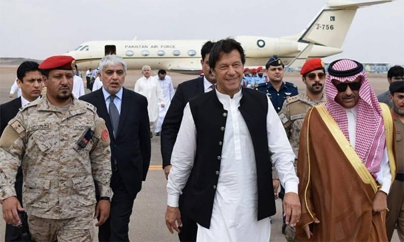 PM Imran embarks on three-day visit to Saudi Arabia today
