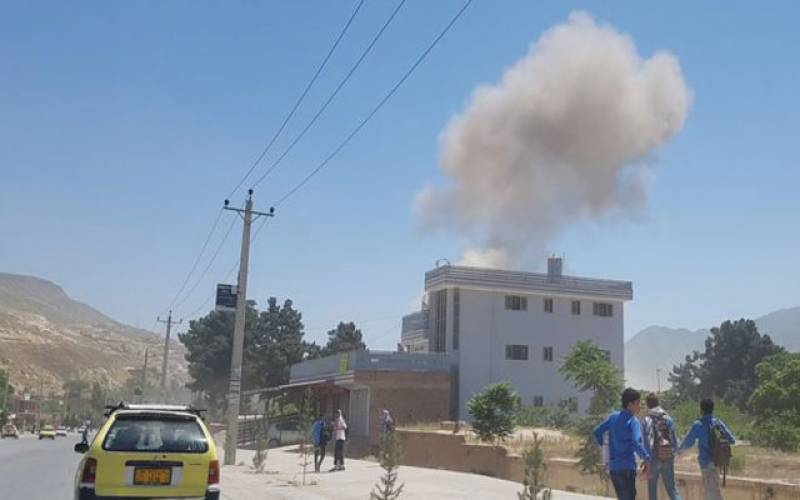 blast, kabul, school, dead, wounded, neo tv