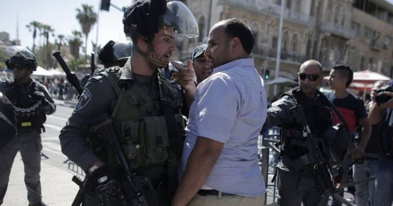 palestinians, israeli, injured, aqsa, mosque, Jerusalem, neo tv