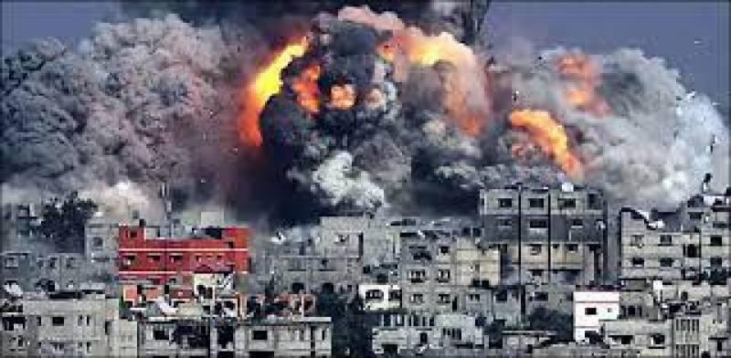 israeli, air strikes, palestinian, lives, neo tv