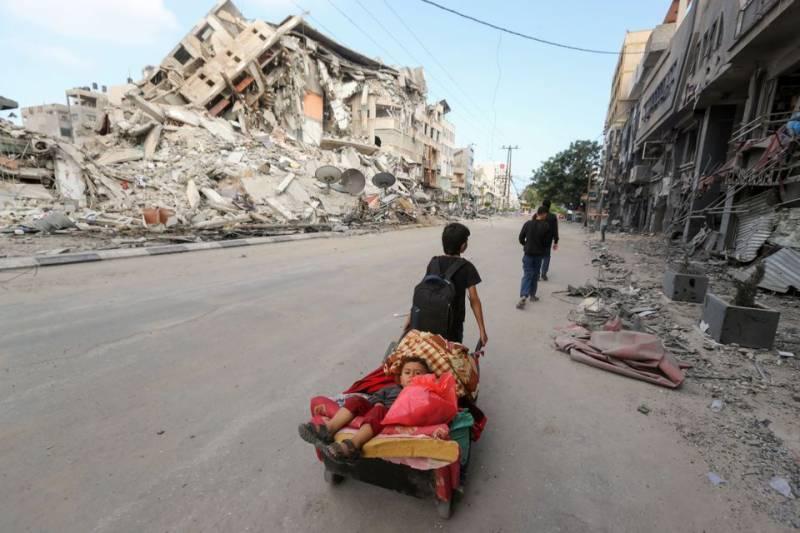 palestinian, death toll, massacre, gaza, israel, neotv