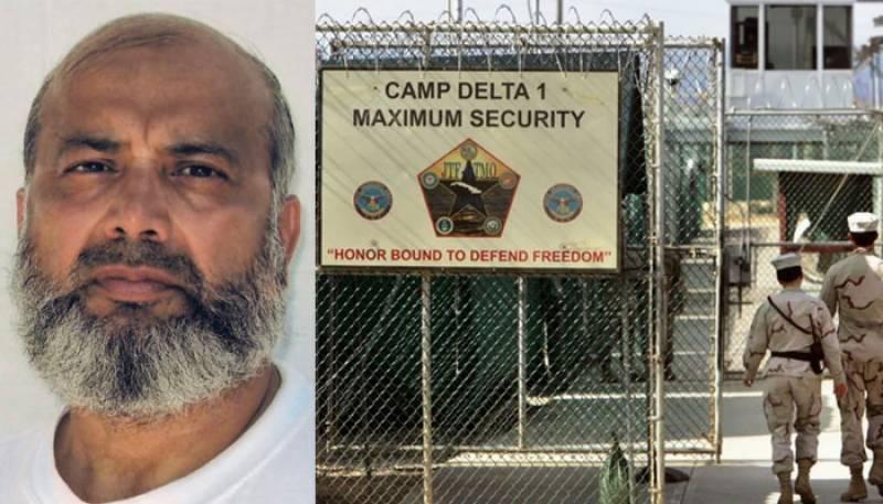 approves, guantanamo, prisoner, pakistani, release, US, neo tv