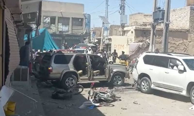 At least 6 killed, several injured in Chaman blast