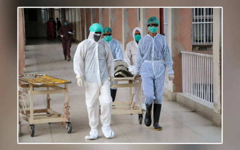 Pakistan's COVID-19 death toll crosses 20,000 mark