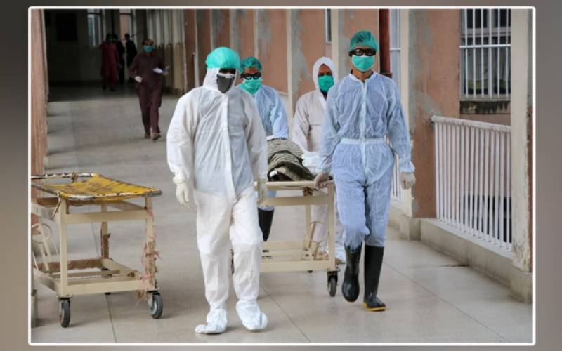 COVID-19: Pakistan reports 2,482 new cases, 67 deaths in last 24 hours