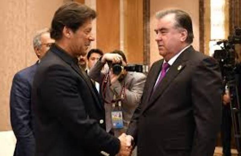 Tajik President Emomali Rahmon reaches Pakistan on two-day visit