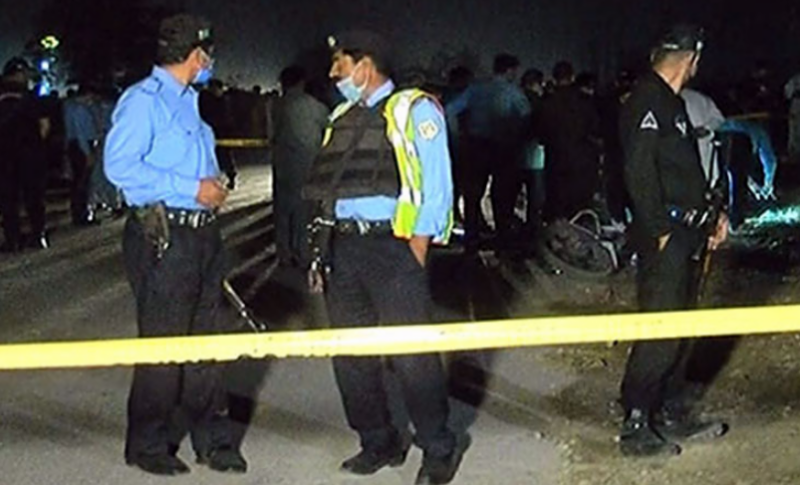 Two police officials martyred in Islamabad firing incident
