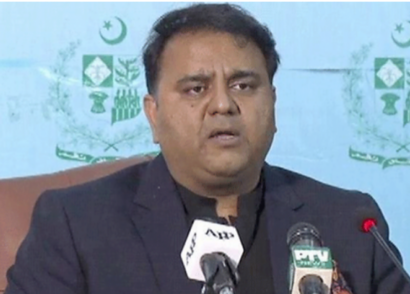 Next general elections to be held under new mechanism: Fawad Chaudhry