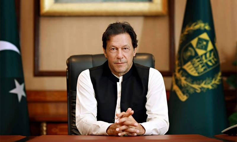 PM Imran expresses sorrow over loss of lives in train accident