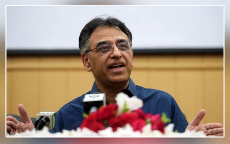 10 million doses of COVID-19 vaccines administered across Pakistan: Asad Umar