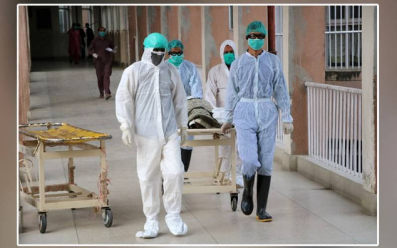 COVID-19: Pakistan reports 1,118 new cases, 77 deaths in last 24 hours