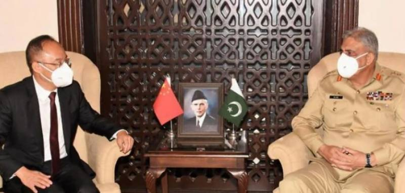 Pakistan values friendly relations with 'iron brother' China: Gen Bajwa