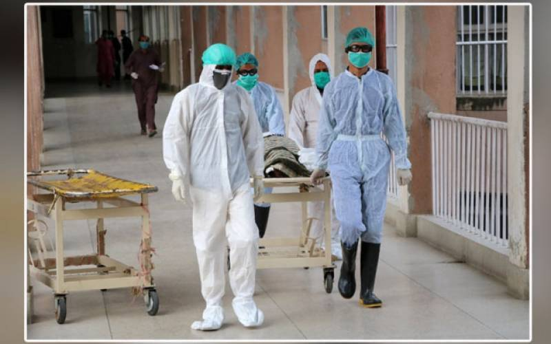 COVID-19: Pakistan reports 1,303 new cases, 47 deaths in last 24 hours