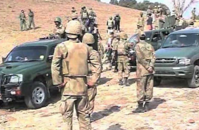 FC soldier martyred, two terrorists killed in Kharan IBO: ISPR