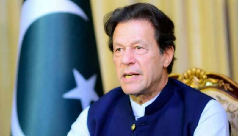 PM Imran urges world leaders to take 'strict action' against online hate