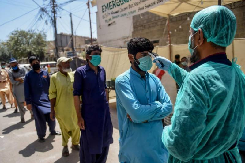 COVID-19: Pakistan reports 1,019 new cases, 34 deaths in last 24 hours