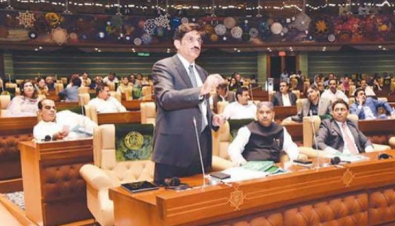 Sindh CM Murad Ali Shah unveils RS1.4 trillion budget for FY2021-22
