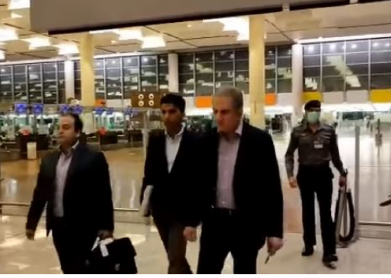 FM Qureshi leaves for Turkey to participate in Antalya Diplomacy Forum