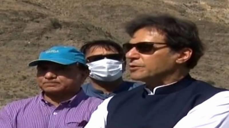 Dasu Dam to generate low-cost clean energy, says PM Imran