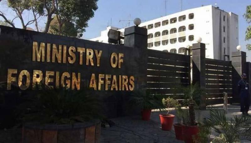 Pakistan condemns baseless insinuations by Afghan Security Advisor
