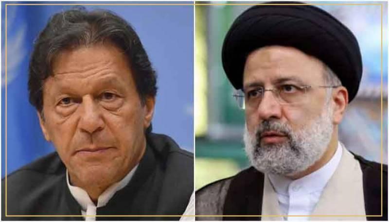PM Imran congratulates newly elected Iran president Ebrahim Raisi