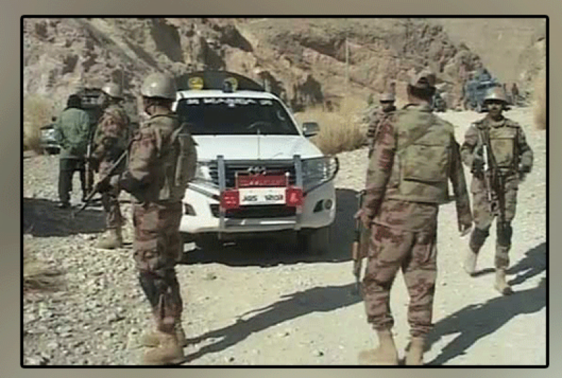 Five FC soldiers martyred in Sibi terrorist attack: ISPR