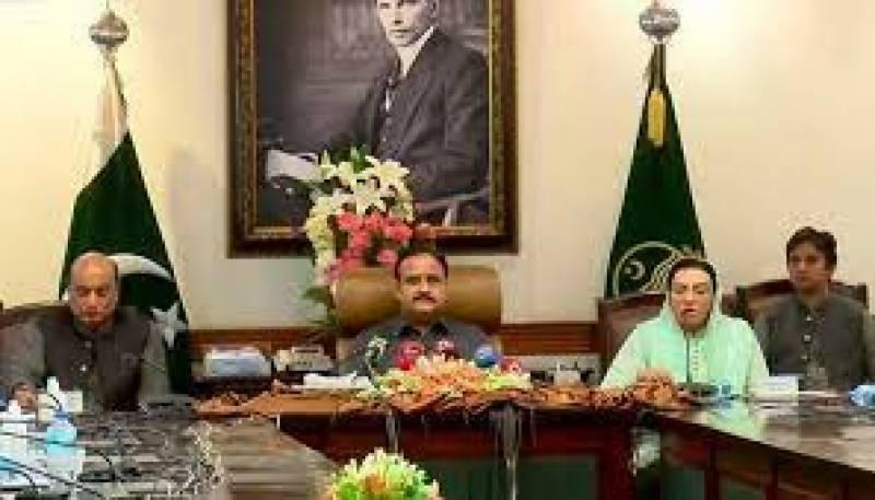 'Anti-Pakistan' agency involved in Lahore's Johar Town blast: CM Buzdar