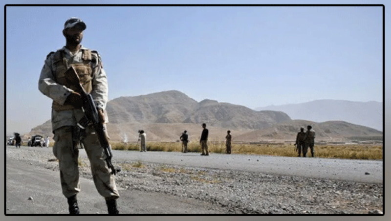 FC soldier martyred as militants target water bowser in Balochistan's Hoshab district