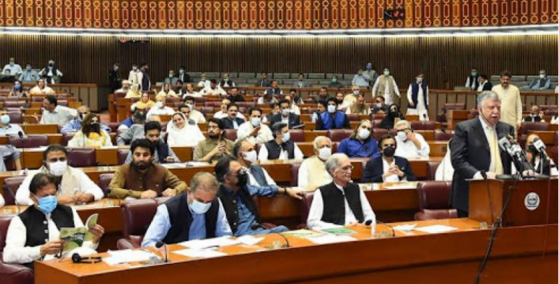 National Assembly passes Finance Bill 2021-22 with majority vote