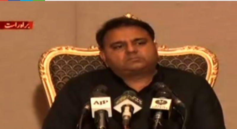 Govt to hold talks with disgruntled Baloch leaders not associated with India: Fawad