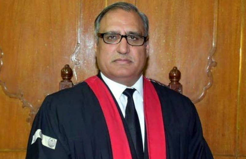 Justice Muhammad Ameer Bhatti takes oath as new Chief Justice of LHC