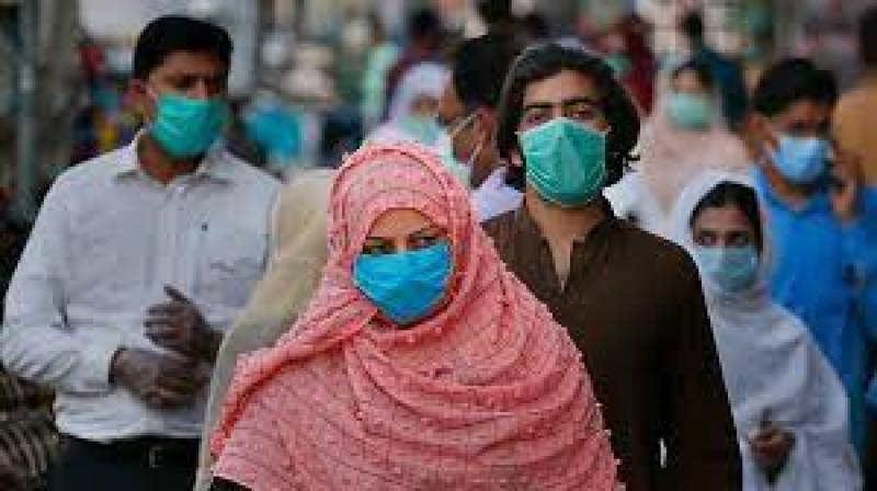 COVID-19: Pakistan reports 1,737 new cases, 25 deaths in last 24 hours