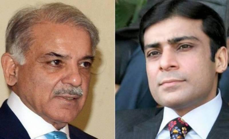 Money laundering case: Court extends Shehbaz Sharif, Hamza's bail till August 2