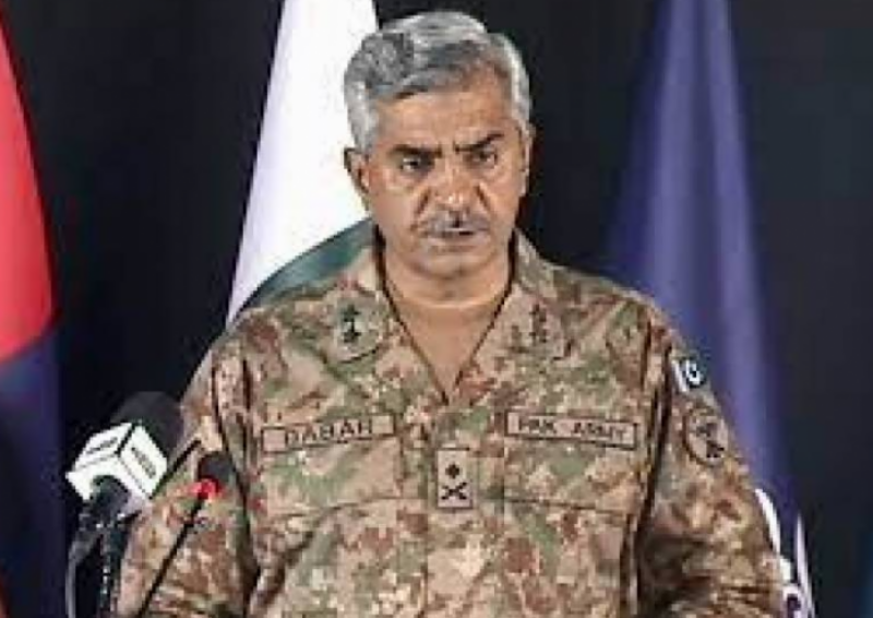 Pakistan facilitator not guarantor in Afghan peace process, says DG ISPR