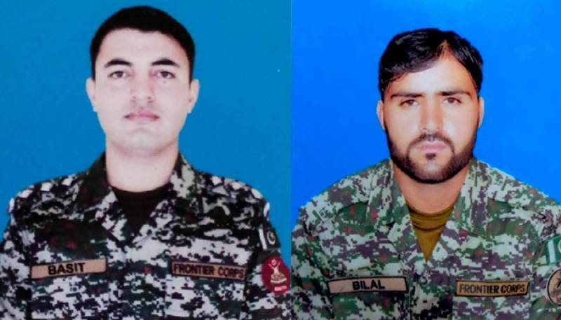 Army officer, soldier martyred during operation in KP's Kurram district