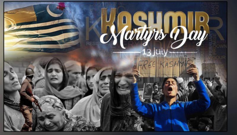Kashmir Martyrs' Day observed